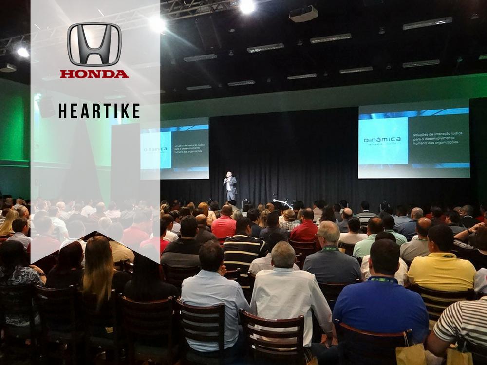 Heartbike Honda