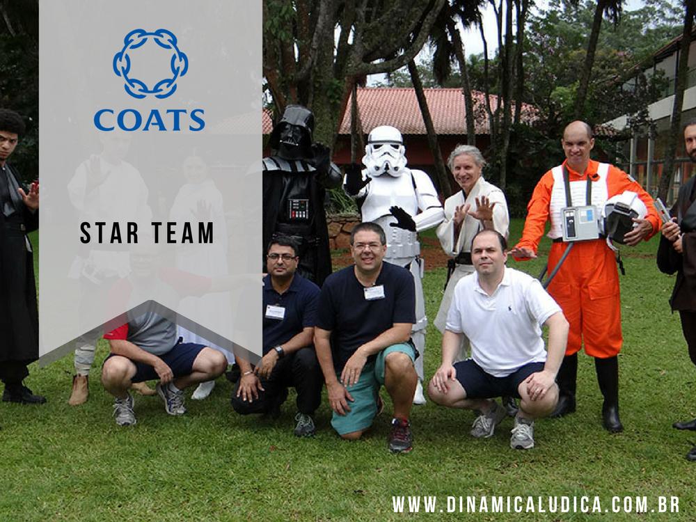 Star Team – Coats Corrente