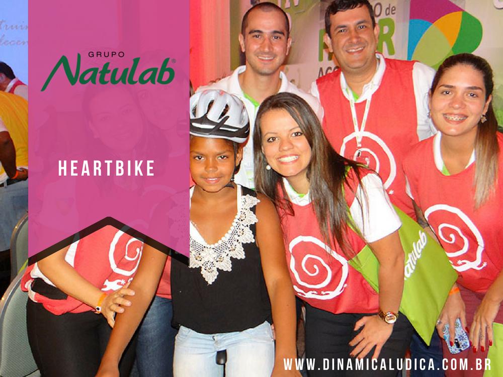 HeartBike – Natulab