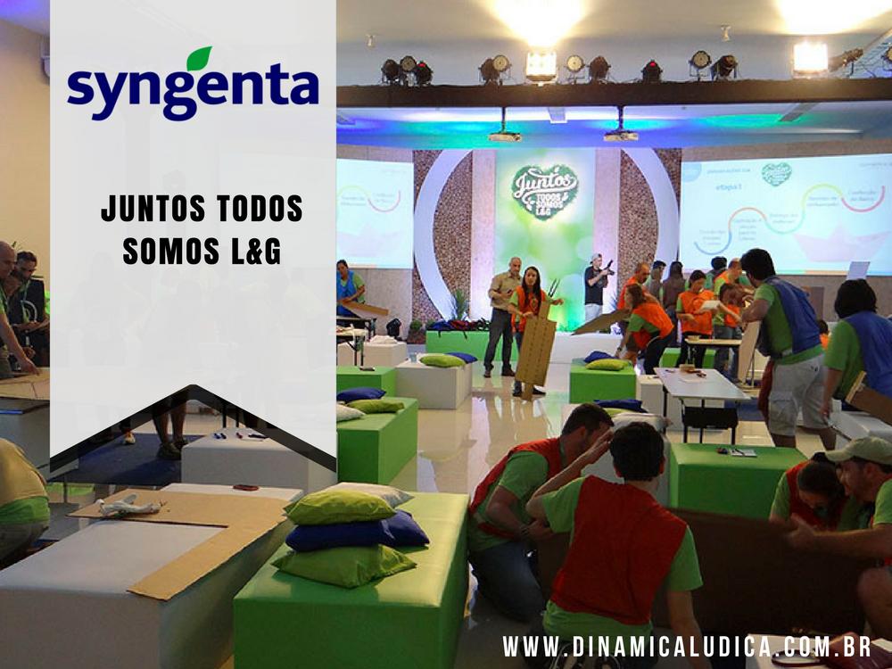 Syngenta – Juntos todos Somos L&G