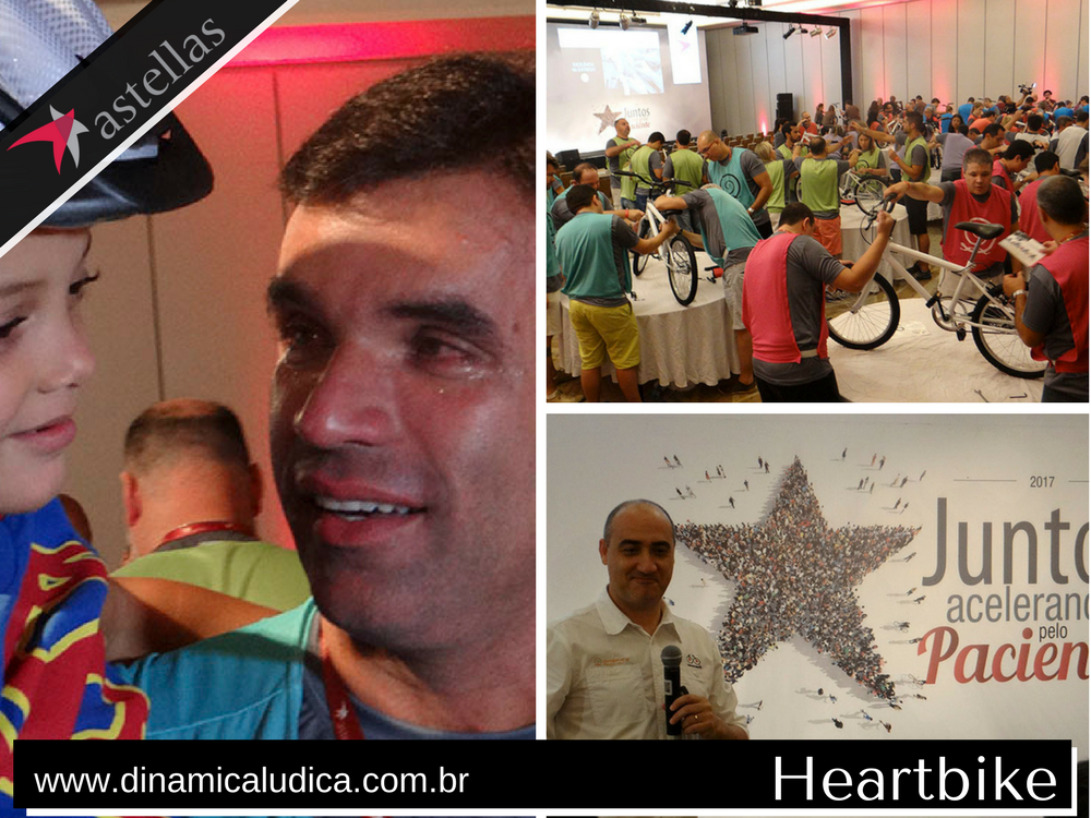 Heartbike – Astellas