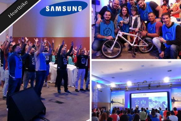 Heartbike Samsung