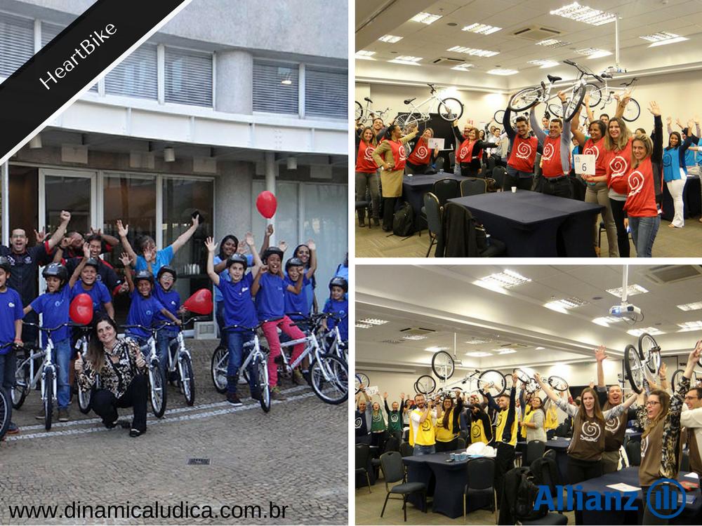 AWP – Allianz Worldwide Partners – Allianz Heartbike