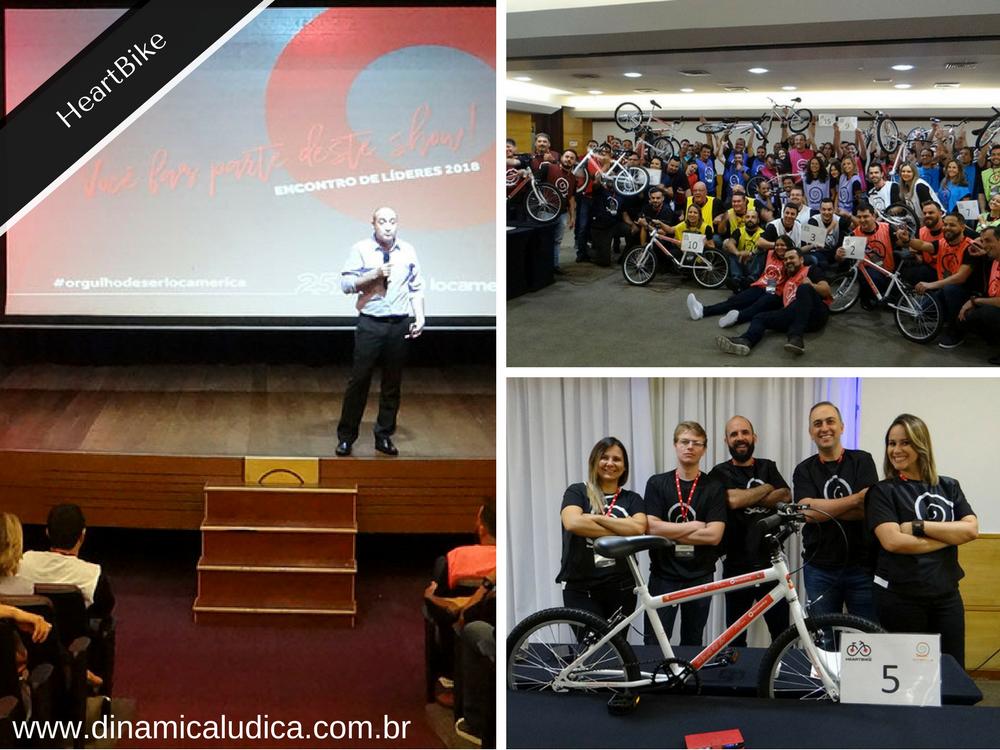 Heartbike –  Locamerica
